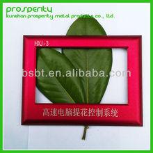 aluminum carbon fiber decoration sheet/Mechanical aluminium plate