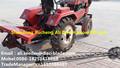 9gb- 1. 4~ 9gb- 2. 1 tractores de la serie mayal segadora de atv 13hp segadora para la venta
