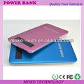 Batería externa para el Galaxy S4 Li-polímero Banco Samsung batería de respaldo móvil del teléfono celular de la energía Bank