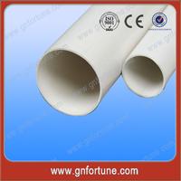 High Quality PVC Flexible Water Drain Hose Pipe