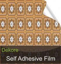 Adhesive Opaque Foil Adhesive Opaque Foil 2D Shelf Liner For Kitchen matt frosted window film
