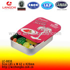 Air freshener for car can ,scent tin box