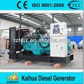 La serie kta38 600kva/480kw gas natural generador impulsado por un motor cummins