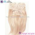 A rápida e fácil, utilizando o nome da moda marca de grampo de cabelo