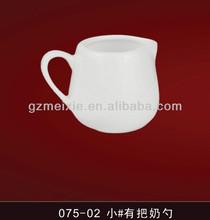 Guangzhou factory directly ceramic milk jug