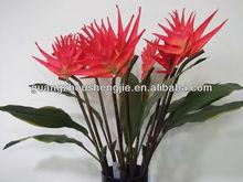 artificial lucky bird flower