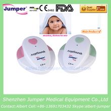 Angel sounds baby fetal doppler CE & FDA certified