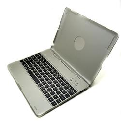 360 Rotatable slide wireless bluetooth keyboard for apple ipad 2 / 3 amazon kindle fire hd bluetooth keyboard case