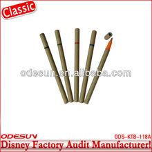 Disney factory audit manufacturer's recycle pen 143052