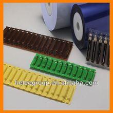 Thermoplastic PVC/PE Film, meet food and drug standard