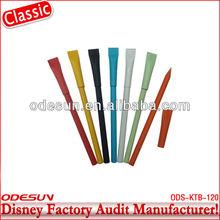 Disney factory audit manufacturer's recycled paper pen 143053