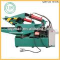 Q08-125 tipo hidráulico portátil banco de metal de corte tijeras( de garantía de calidad)