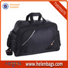Black 2014 promotional travel bag good quality