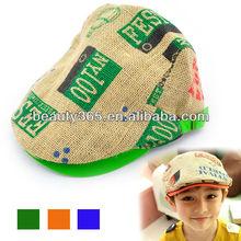 New Cute Baby Children Kid's Straw Beret Hat Cap Headwear 3 Colors