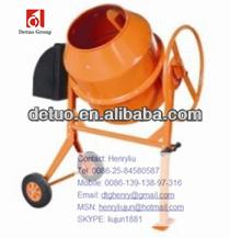 200L Electric portable concrete mixer