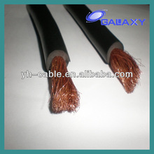 EPR/Rubber sheathed flexible rubber cable/welding cable 150mm2
