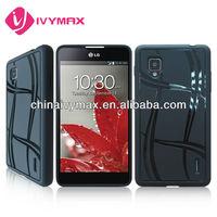 for LG E975 Optimus g tpu cellphone case covers