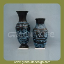 2014 wholesale antique flower vase shapes