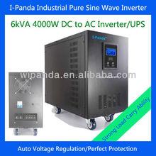 Frequency Converter 6000VA 4000W 48V 96V (optional)
