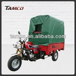 Hot sale New trike custom 50cc 3 wheel enclosed motorcycle