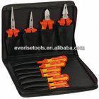 CF- C4529 11PCS VDE car repair tool kit V
