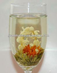 Lily flowering tea