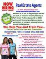 Wir helfen Ihnen und trainieren Sie...... Einstellung Immobilienverkäufen