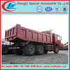 China tipper trucks for sale , RHD sand tipper truck,prices for tipper truck