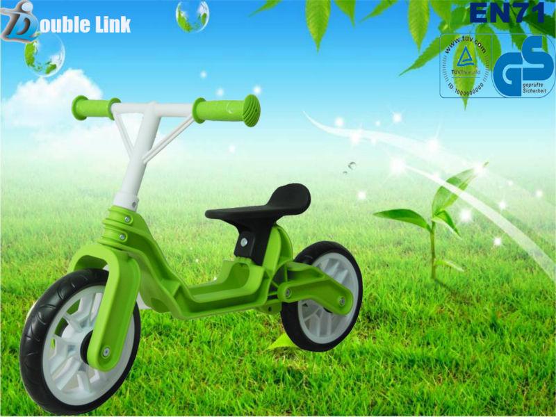 Baby plastic push racing bike for sale cheap