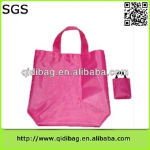 Top quality popular polyester foldable shopping bag