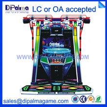 E dance become famous Simulator arcade music game machine