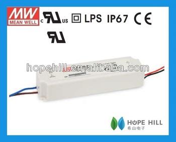 MEANWELL LPV-60-12 60W 12v Single Output LED Power Supply LED Driver