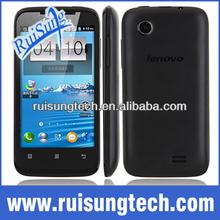 Unlocked Original 4.0 inch Lenovo A369 3G WCDMA Dual Core phone Android MTK6572 1.3Gh 2.0MP 1500mAH Mobile Phone