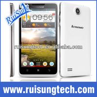 Original Lenovo A656 Cellphone MTK6589 Quad Core 1.2GHz Dual SIM Cards Ram 1GB Rom 4GB 5.0 Inch IPS Screen