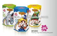 lantos 45g caliente de la venta de dibujos animados de galletas