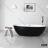 Acrylic Solid Surface Bathtub/ Small Freestanding Bathtub