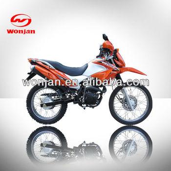 200cc Chongqing motorbike motorcycle (WJ200GY-III)