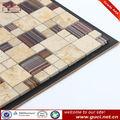 natural color de la mezcla de mosaico de piedra del azulejo