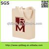 High quality economic promotion cotton canvas tote bag
