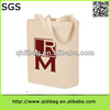 High quality economic promotion cotton canvas tote bag