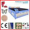 Large scale garment cotton fabric laser cutting/engraving machine PEDK-130250