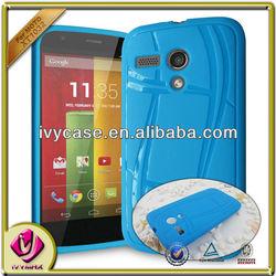 Soft lucky tpu case for Motorola Moto g XT1032 mobile cover
