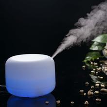 Fragrance silence fresh personal ultrasonic humidifier fine micro-particles natural spa vapor