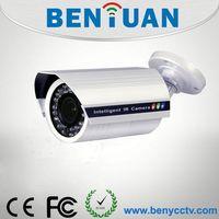 Front camera laptop -Motorized Zoome Lens IR waterproof IP Camera