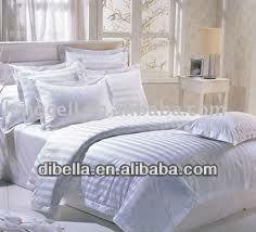 High quality home polycotton striped bedding fabric