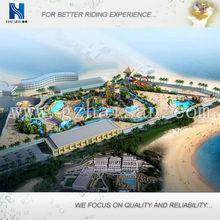 theme water park design water slide manufacturer
