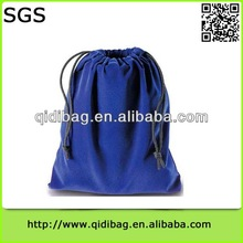 Hot selling discount latest fashion bag velvet shopping bag