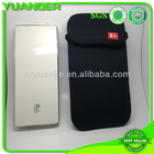 Hot selling low price leather pouch for mobile phones