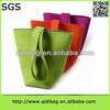 High quality bottom price felt tote bag manufacturers in china