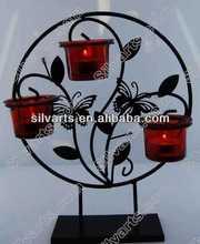 metal holder for tealight
